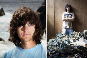Ocean Cleanup, a 21 anni comincia a dirigere la più grande operazione di pulizia dalla plastica negli oceani