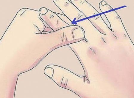 La pressione esercitata sulle dita può influenzare altre parti del corpo. Significato dei massaggi  alle dita