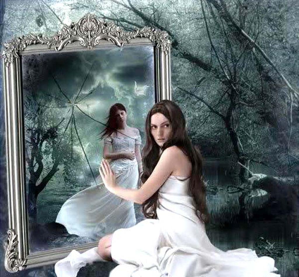 La legge dello specchio spiritualita l 39 albero buono d sempre buoni frutti - La legge dello specchio ...