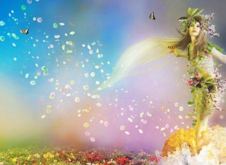 La Danza Sacra del Fiore della Vita