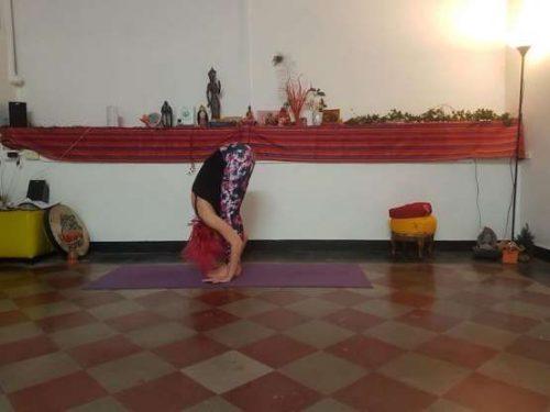Elimina le ultime tossine con lo yoga