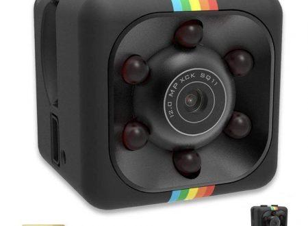 La Micro-Camera pratica e maneggevole arriva anche in Italia